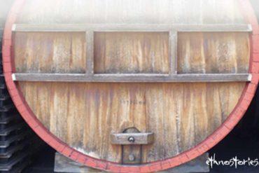 Weinfass - Wie der Wein im Fass gärt mein Blog
