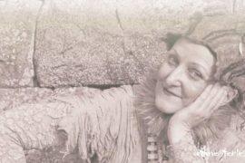 Portrait der Geschichtenerzählerin, Uschi Erlewein, Heilbronn