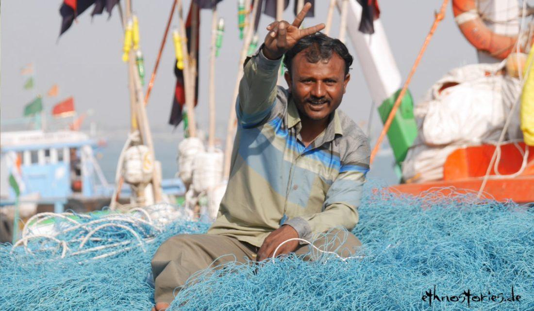 Fischer auf Netzen - Beitragsfoto: Ideen finden - 7 Tipps für mehr Kreativität und Einfälle