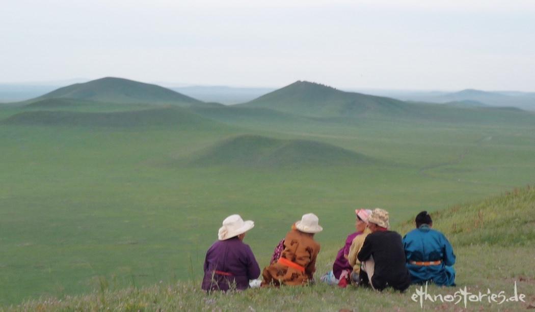 In die Mongolei reisen - Tipps für die Steppe unterm ewig blauen Himmel