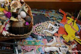 Artikelfoto: Im Schattentheater auf Bali - meine Reise in die Welt der Schatten